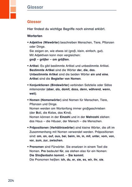 Das Trainingsbuch - Deutsch Grammatik 3-4: Das Grundschulprogramm ...