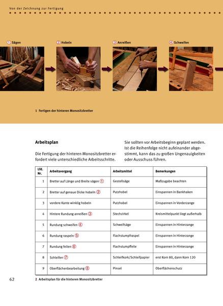 Vorbereiten Auf Ausbildung Und Beruf Holz Schülerband 1