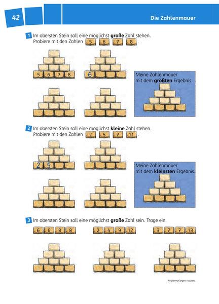 Denken Und Rechnen Zusatzmaterialien Ausgabe 2011 Forderheft 1