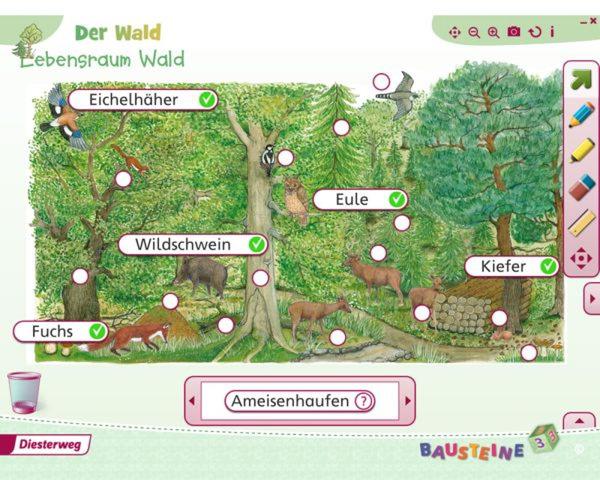 BAUSTEINE Interaktive Tafelbilder - Ausgabe 2008 ...