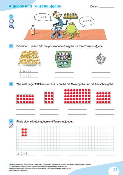 Flex Und Flo 2 Vierteilig Addieren Und Subtrahieren Multiplizieren Und Dividieren Geometrie Sachrechnen Und Grossen Westermann Gruppe In Osterreich