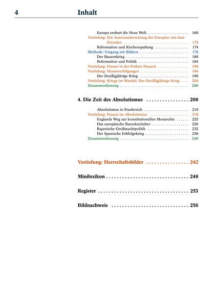 Horizonte Geschichte Gymnasium Bayern Schülerband 7 Vom