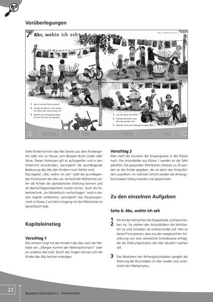 BAUSTEINE Sprachbuch - Allgemeine Ausgabe und Ausgabe Baden ...