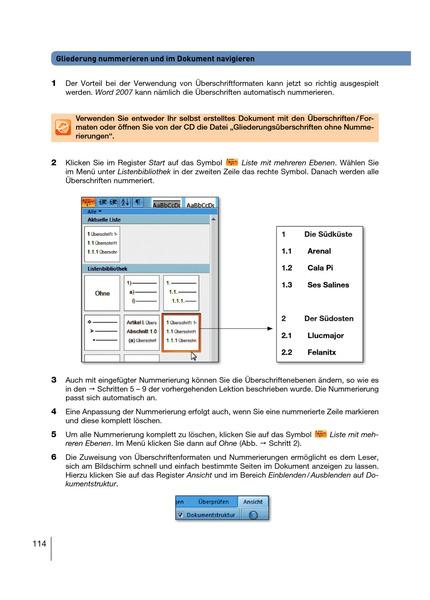 Software Praxis Word Und Excel 2007 Schülerband 1 Auflage 2008