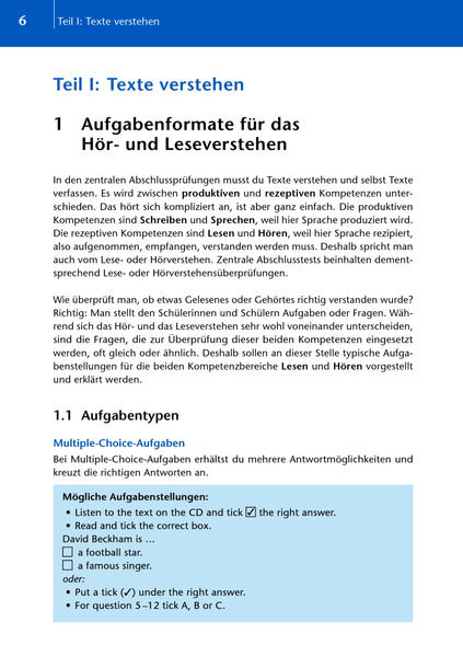 FiNALE - Prüfungstraining Mittlerer Schulabschluss - Basiswissen ...