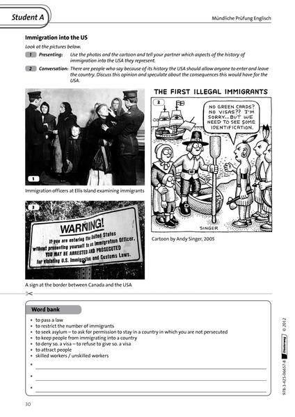 Mundliche Prufung Englisch Vorbereitung Auf Die Kommunikationsprufung Englisch In Baden Wurttemberg Und Auf Verwandte Prufungsformate Westermann Gruppe In Der Schweiz