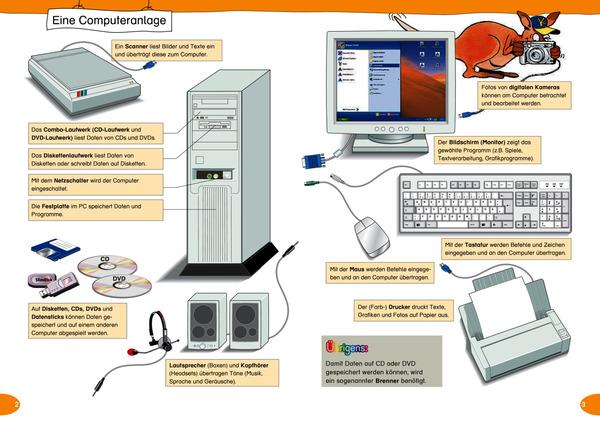 Klick Das Computerheft Arbeitsheft Mit Cd Rom