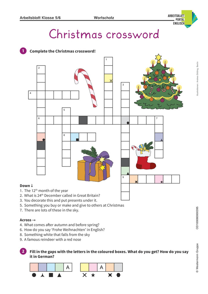christmas crossword englisch kreuzwortr tsel ber. Black Bedroom Furniture Sets. Home Design Ideas