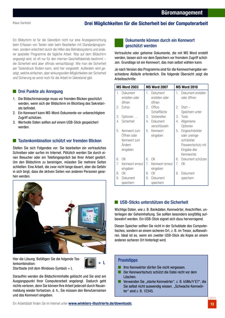 Büromanagement: Bildungsverlag EINS