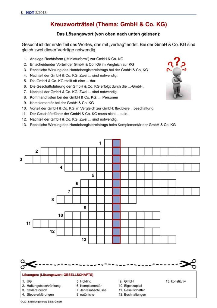 Kreuzworträtsel Hilfe Online