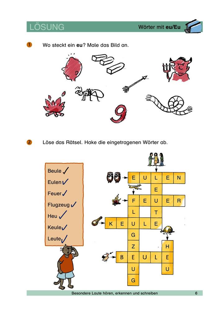 Wörter Mit Buchstaben Bilden