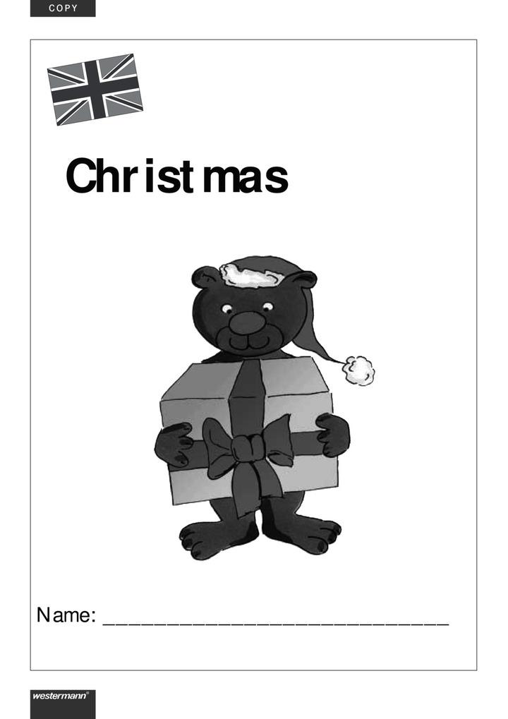 arbeitsbl tter fr hes fremdsprachenlernen christmas special. Black Bedroom Furniture Sets. Home Design Ideas