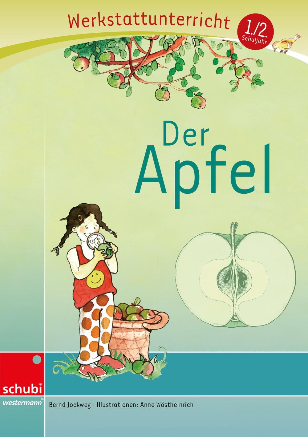 Der Apfel - SCHUBI