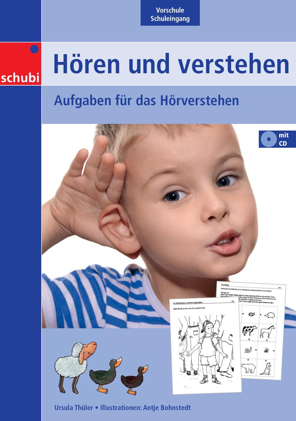 Hören und verstehen - SCHUBI