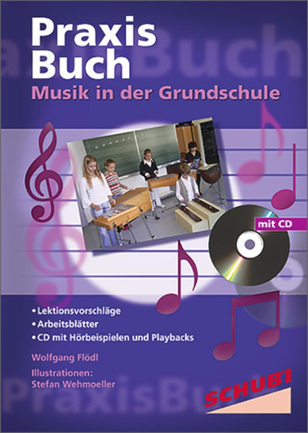 Musik in der Grundschule - SCHUBI