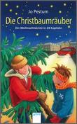 Cover: Die Christbaumräuber - Ein Weihnachtskrimi in 24 Kapiteln