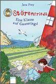 Cover: Störenfrieda. Eine Klasse auf Gaunerjagd