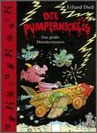 Cover: Das große Monsterrennen - Die Pumpernickels