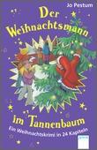Cover: Der Weihnachtsmann im Tannenbaum - Ein Weihnachtskrimi in 24 Kapiteln