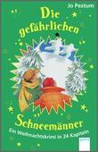 Cover: Die gefährlichen Schneemänner - Ein Weihnachtskrimi in 24 Kapiteln