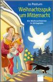 Cover: Weihnachtsspuk um Mitternacht - Ein Weihnachtskrimi in 24 Kapiteln