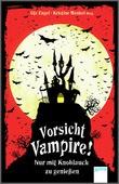 Cover: Vorsicht Vampire! - Nur mit Knoblauch zu genießen