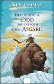 Cover: Der lächelnde Odd und die Reise nach Asgard