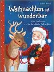 Cover: Weihnachten ist wunderbar - Zwei Geschichten für die schönste Zeit im Jahr
