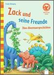 Cover: Zack und seine Freunde - Dino-Abenteuergeschichten - Der Bücherbär: Allererstes Lesen