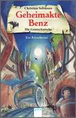 Cover: Die Geisterkutsche - Geheimakte Benz. Ein Rätselkrimi