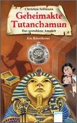 Cover: Das gestohlene Amulett - Geheimakte Tutanchamun. Ein Rätselkrimi