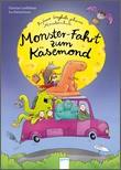 Cover: Monster-Fahrt zum Käsemond - Professor Graghuls geheime Monsterschule (2)