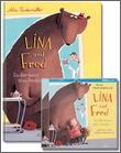 Cover: Lina und Fred. Ein Bär kennt kein Pardon - Buch mit Audio-CD