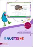 Cover: BAUSTEINE - Zusatzmaterialien Ausgabe 2014 - Interaktive Tafelbilder 2