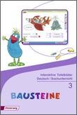 Cover: BAUSTEINE - Zusatzmaterialien Ausgabe 2014 - Interaktive Tafelbilder 3