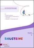 Cover: BAUSTEINE - Zusatzmaterialien Ausgabe 2014 - Lernstandserhebungen 4