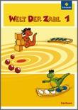 Cover: Welt der Zahl - Ausgabe 2009 Sachsen - Schülerband 1
