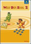 Cover: Welt der Zahl - Ausgabe 2009 Sachsen - Schülerband 2