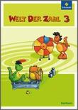 Cover: Welt der Zahl - Ausgabe 2009 Sachsen - Schülerband 3