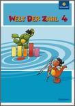 Cover: Welt der Zahl - Ausgabe 2009 Sachsen - Schülerband 4