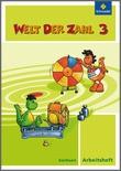Cover: Welt der Zahl - Ausgabe 2009 Sachsen - Arbeitsheft 3