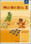 Cover: Welt der Zahl - Ausgabe 2009 Sachsen - Lernerfolgskontrollen 2 mit CD-ROM