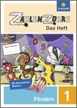 Cover: Zahlenzorro - Das Heft - Förderheft 1