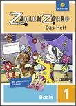 Cover: Zahlenzorro - Das Heft - Basisheft 1