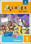 Cover: Zahlenzorro - Das Heft - Forderheft 1