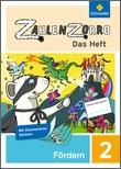 Cover: Zahlenzorro - Das Heft - Förderheft 2