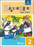 Cover: Zahlenzorro - Das Heft - Basisheft 2