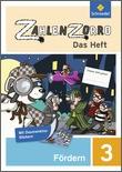 Cover: Zahlenzorro - Das Heft - Förderheft 3