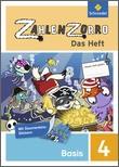 Cover: Zahlenzorro - Das Heft - Basisheft 4
