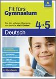Fit f�rs Gymnasium Deutsch